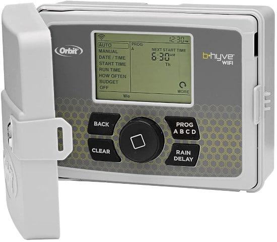 Orbit 57946 Smart 6 Zone B hyve Sprinkler Controller Best Sprinkler Controller