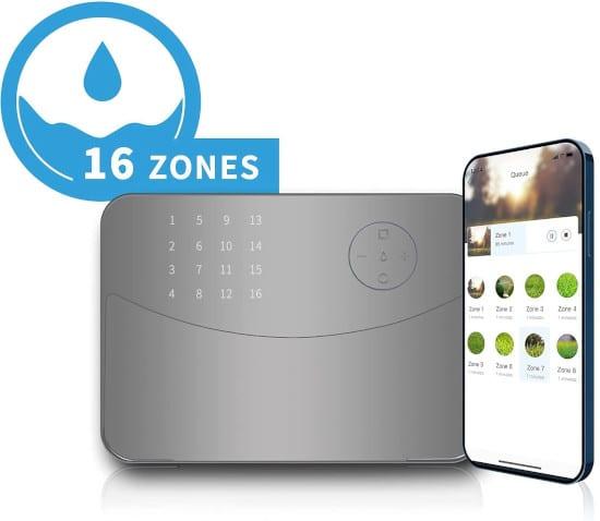 Rhino Storm Smart 16 Zone Sprinkler Controller Best Sprinkler Controller 2