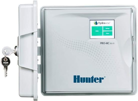 SPW Hunter Industries 24 Station Sprinkler PHC 2400 Controller Best Sprinkler Controller