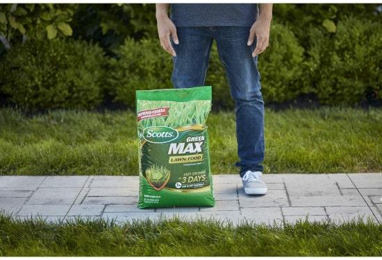 Scotts Green Max Iron Supplement Lawn Fertilizer When To Use Milorganite 2