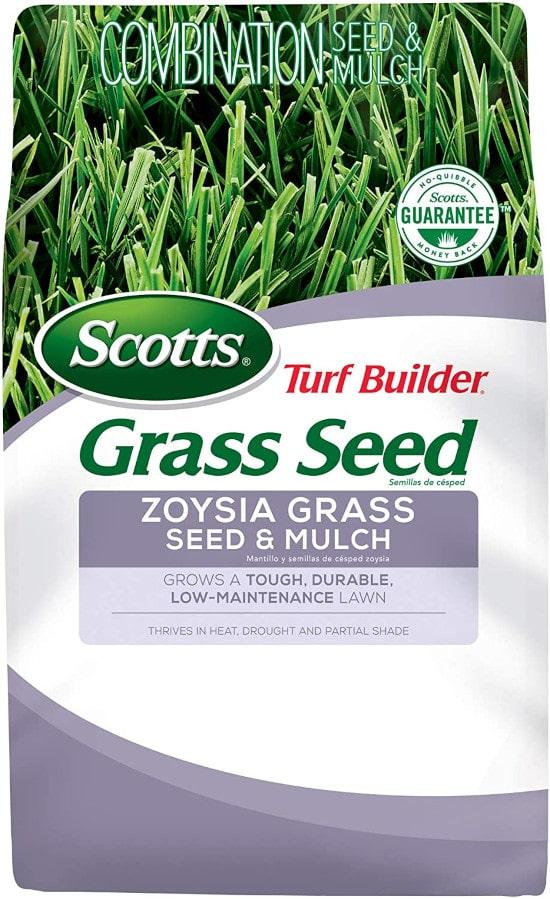 Scotts Turf Builder Zoysia Low Maintenance Grass Seed for Sandy Soil Best Grass Seed for Sandy Soil