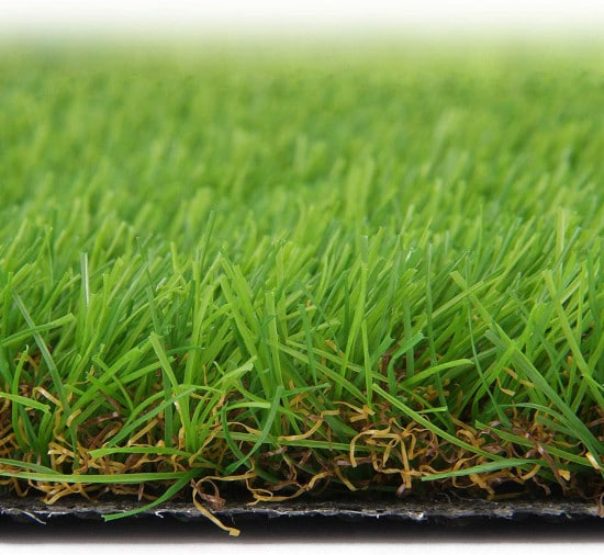 Shaddock Fishing Rubber Backed Thick Synthetic Turf Mulch for Playground Best Mulch for playground