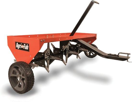 Agri Fab 48 Inch 45 0299 Tow Plug Lawn Aerator Best Lawn Aerator 2