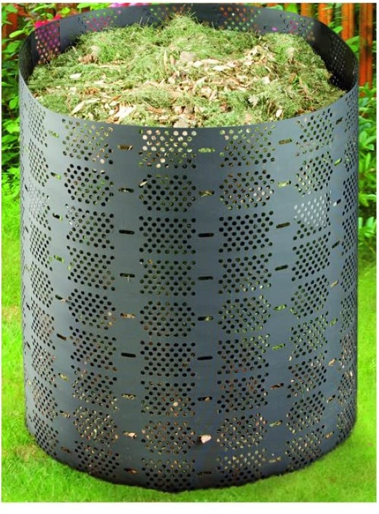 Compost Bin by GEOBIN 216 Gallon How To Amend Clay Soil Without Tilling