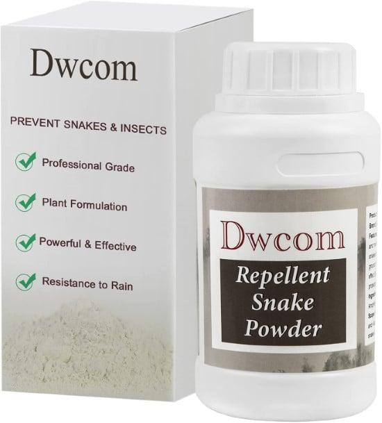 Dwcom Effective Snake Powder Repellent Best Snake Repellent
