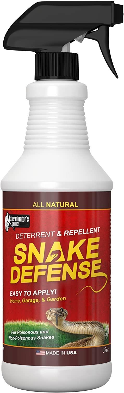 Exterminators Choice Non Toxic 32 Ounce Snake Repellent Best Snake Repellent