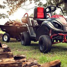 Raven MPV7100 Riding Hybrid Lawn Mower Best Riding Lawn Mower For Hills 2