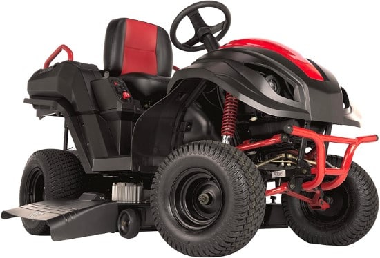 Raven MPV7100 Riding Hybrid Lawn Mower Best Riding Lawn Mower For Hills