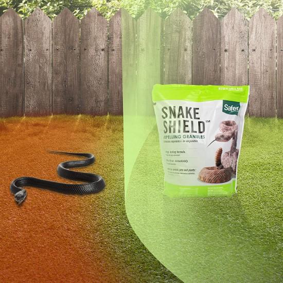 Safer Brand 5951 4 LB Snake Shield Repellent Best Snake Repellent 1