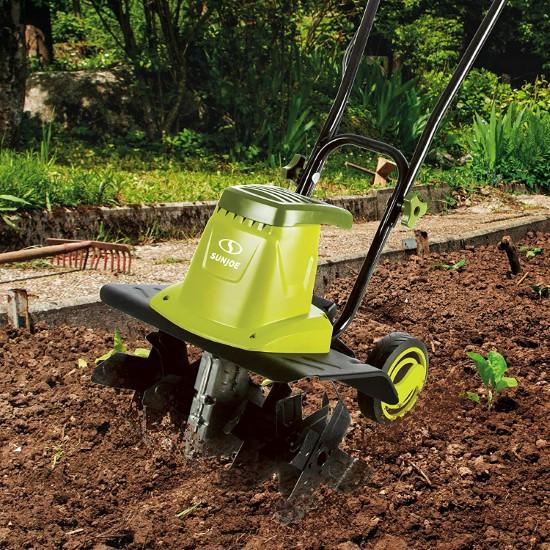 Sun Joe TJ604E 16 Inch 13.5 AMP Electric Garden Tiller Cultivator What is a cultivator