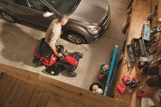 Troy Bilt 30 Inch Premium Neighborhood 382cc Riding Lawn Mower Best Riding Lawn Mower For Hills 2