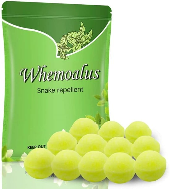 Whemoalus Outdoors 12 Pack Snake Repellent Best Snake Repellent