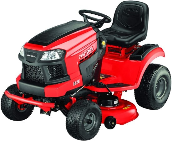 Craftsman E225 42 Inch Lithium Ion 56V Electric Riding Lawn Mower Best Electric Riding Lawn Mower