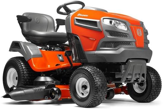 Husqvarna Fast Continuously Electric YTA24V48 24V Riding Lawn Mower Best Electric Riding Lawn Mower