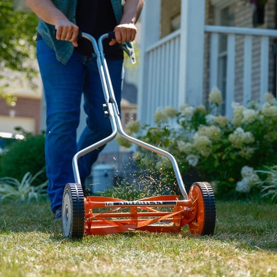 American Lawn Mower Company 1204 – 14 Best Compact Lawn Mowers