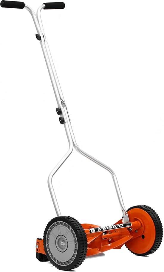 American Lawn Mower Company 1204 14 Reel Lawn Mower Best Lawn Mower for Small Gardens