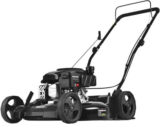 PowerSmart 21 inch Lawn Mower Best Lawn Mower for Small Gardens