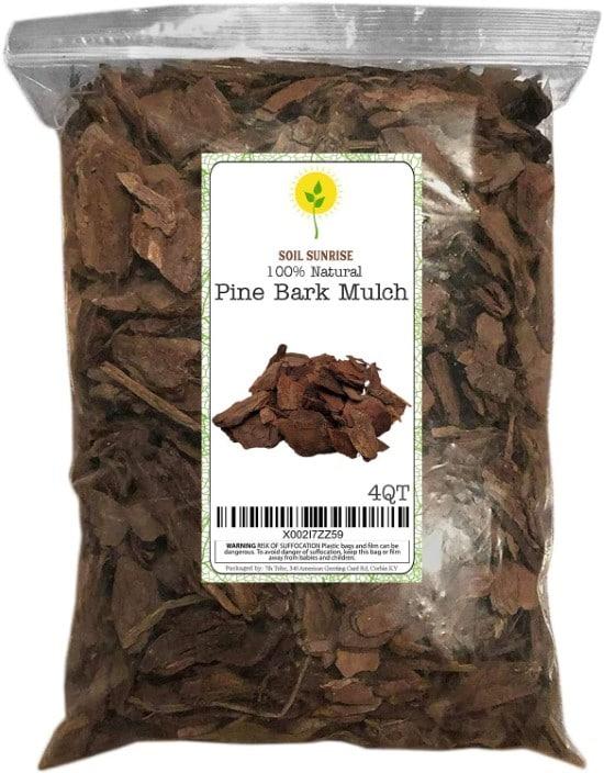 Rio Hamza Trading Pine Bark Mulch for Garden Best Mulch for Garden