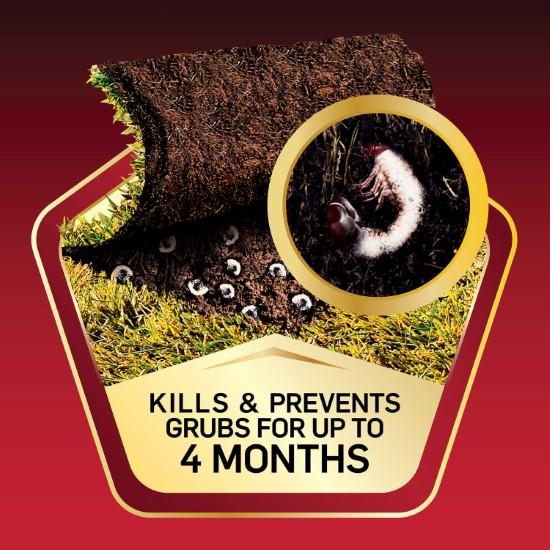 Scotts GrubEx1 Season Long Grub Control Best Grub Worm Killers 2